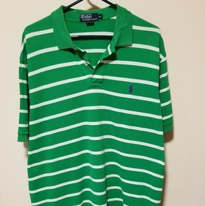 Polo by Ralph Lauren cotton shirt size XL
